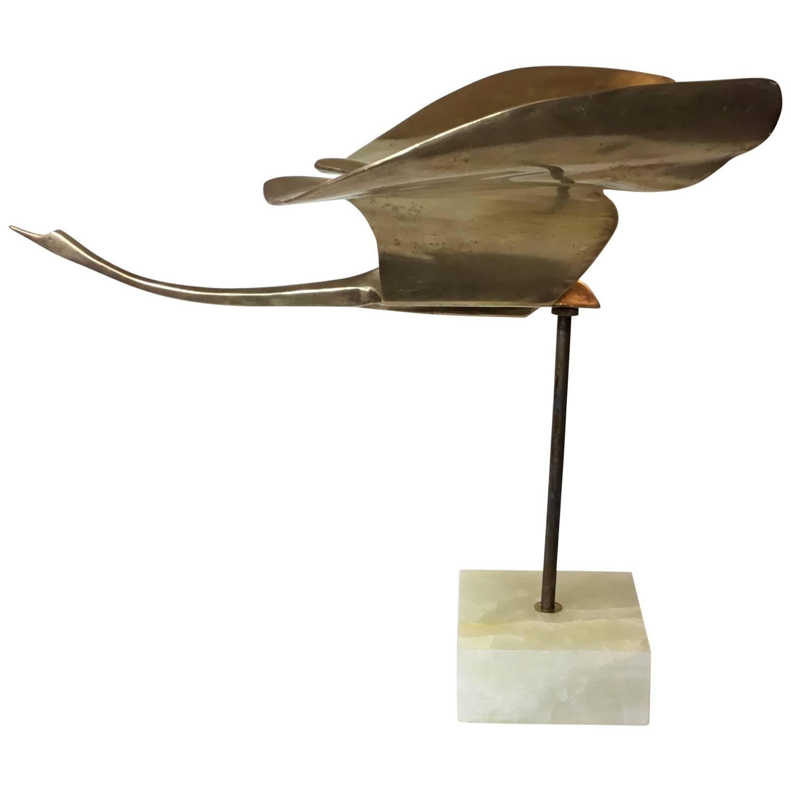 Bronze Sculpture by Somchai