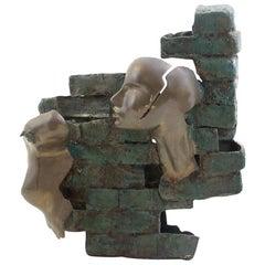 Bronze Sculpture, Eleonora Drummond, 1987