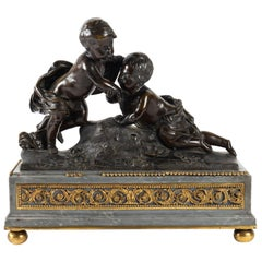Bronze Sculpture from the 18th Century, from the Louis XVI Period