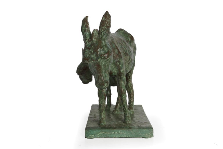 Bronze Sculpture Group