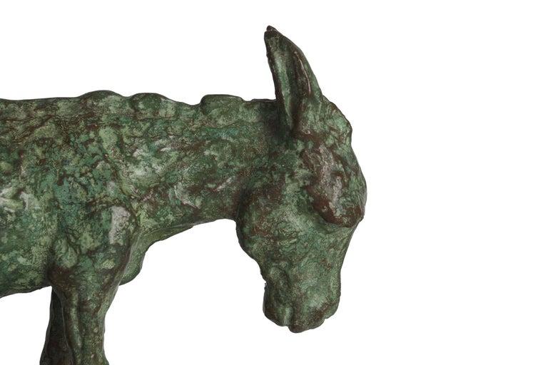 20th Century Bronze Sculpture Group