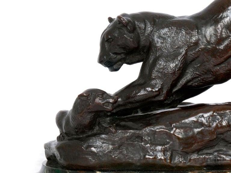 Bronze Sculpture of