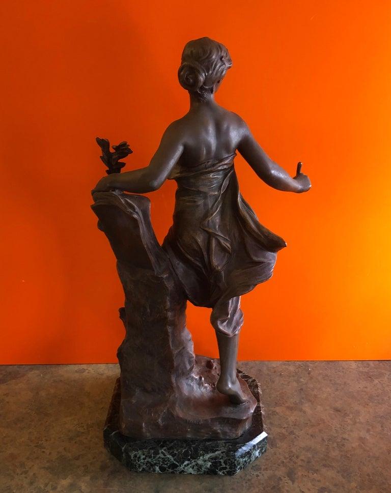 20th Century Bronze Sculpture