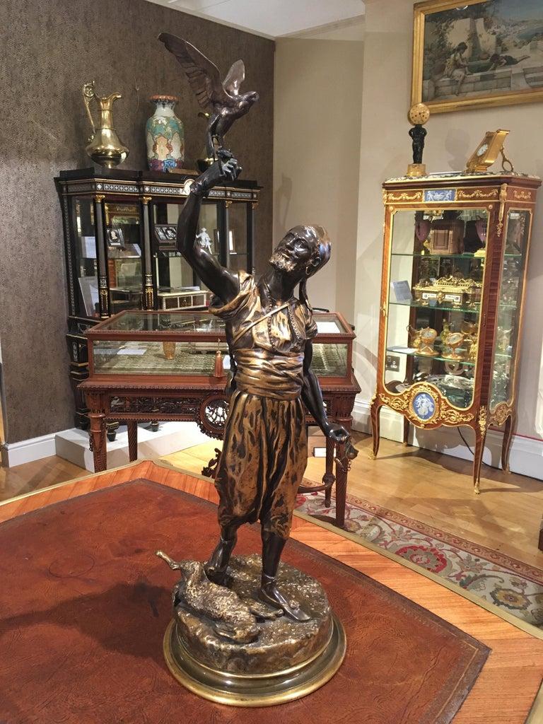 19th Century Bronze Sculpture