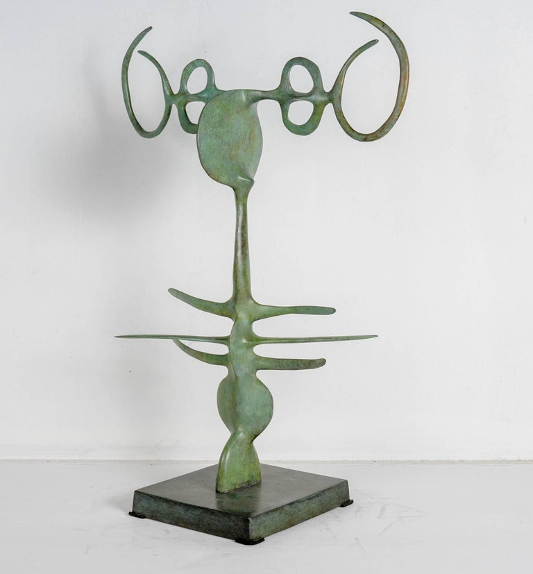 Bronze Sculpture Victor Roman For Sale 3