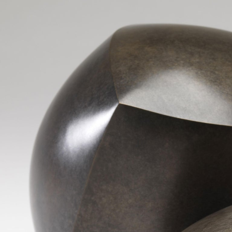 Cast Bronze Sculptures by Ann Van Hoey For Sale