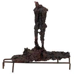 Bronze Spill Cast Sculpture