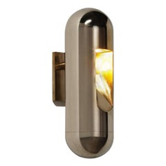 Bronze Wall Lamp by Rick Owens