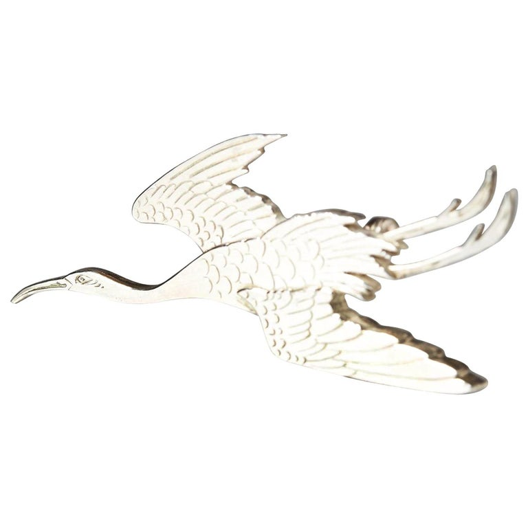 Brooch, Designed by Wiwen Nilsson for Anders Nilsson For Sale
