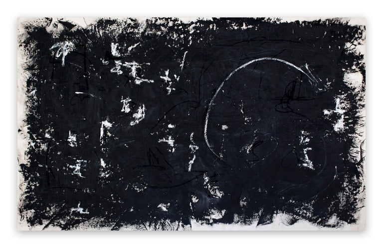 Brooke Noel Morgan Abstract Painting - Solstice 2 (Abstract painting)