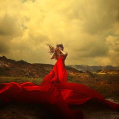 A Storm to Move Mountains, 2011_Brooke Shaden_Photo/Fine Art Paper, ed/15_Figure