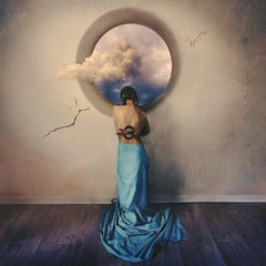 Skyward, 2021_Brooke Shaden_Photo, Velvet Fine Art Paper, ed/15_Figurative