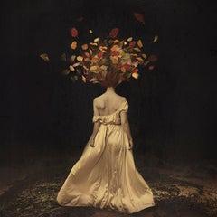 The Falling of Autumn Darkness_Brooke Shaden_Photo/Fine Art Paper, ed/15_Figure