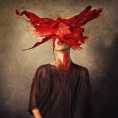 The Painted Spirit, 2020_Brooke Shaden_Photo_Velvet Fine Art Paper, ed/15_Figure