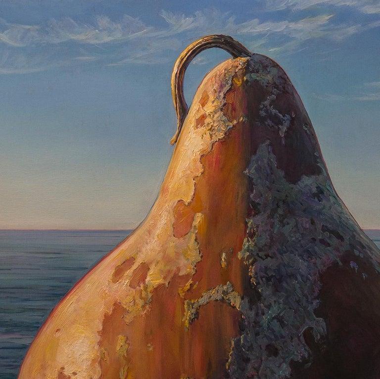 Aquarius - Painting by Brooks Anderson