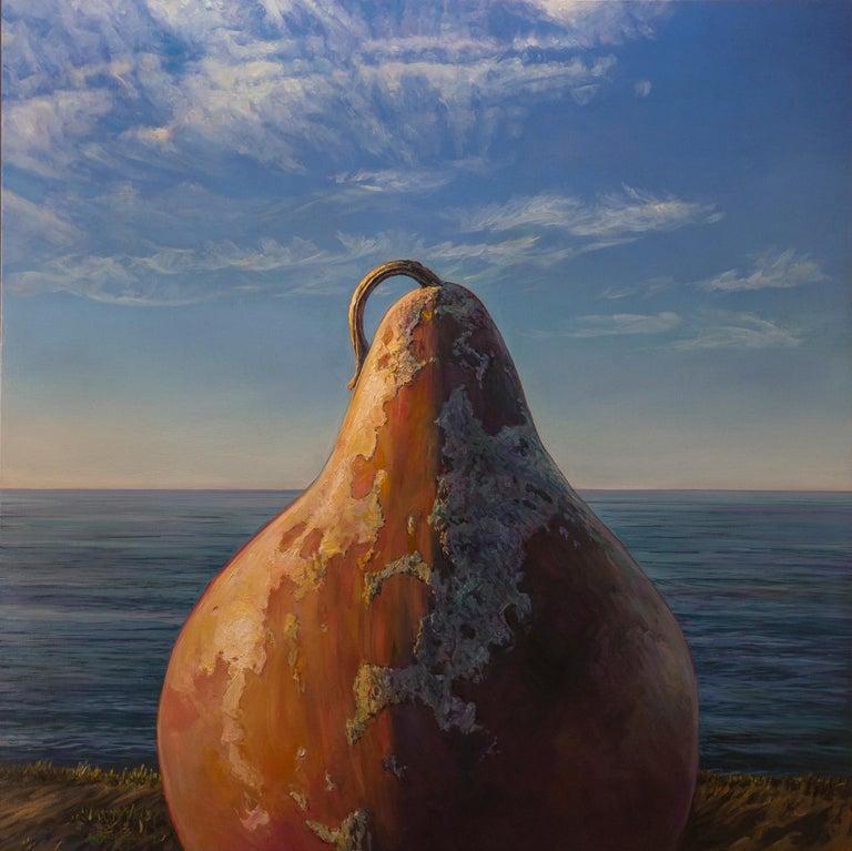 Brooks Anderson Still-Life Painting - Aquarius