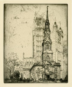 St. Paul's Church (St. Paul's Chapel, New York City)