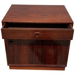 Brouer Retro Vintage Rosewood Cabinet