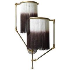 Brown Charme Sconce Lamp, Sander Bottinga