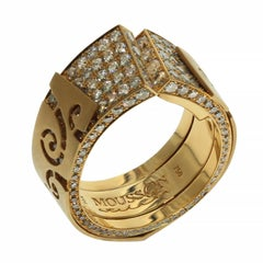 Mousson Atelier Band Rings