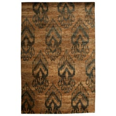 Brown Ikat 15