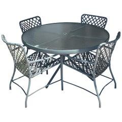 Brown Jordan Tamiani II Set of Table and 4 Chairs