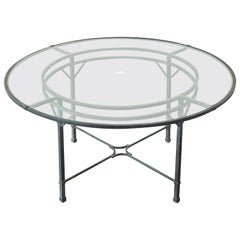 Brown Jordan Venetian Aluminum Patio Dining Tables
