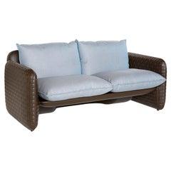 Brown Mara Sofa by Lorenza Bozzoli