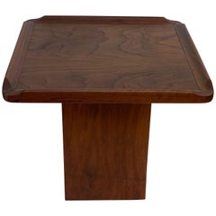 Brown Saltman Small Table