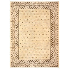 Brown Samarkand Rug