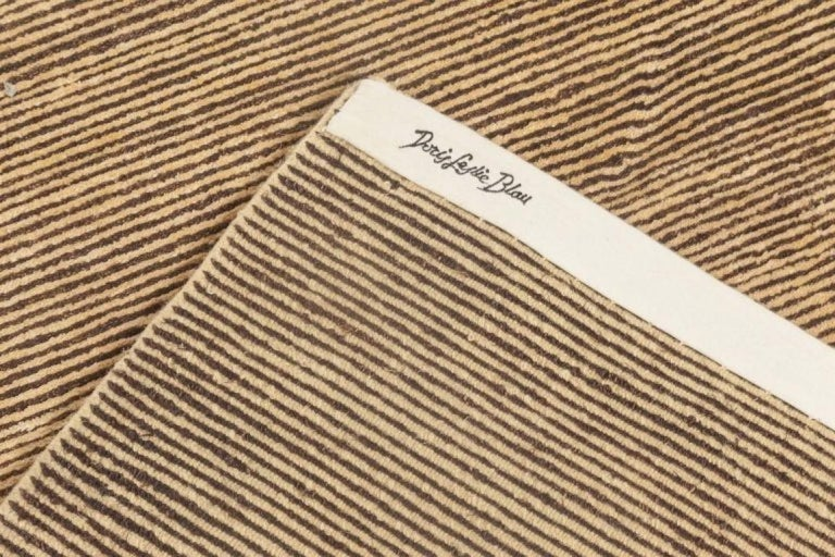 Indian Brown Stripes For Sale