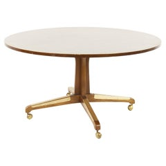 Broyhill Brasilia Mid Century Formica Top Party Table