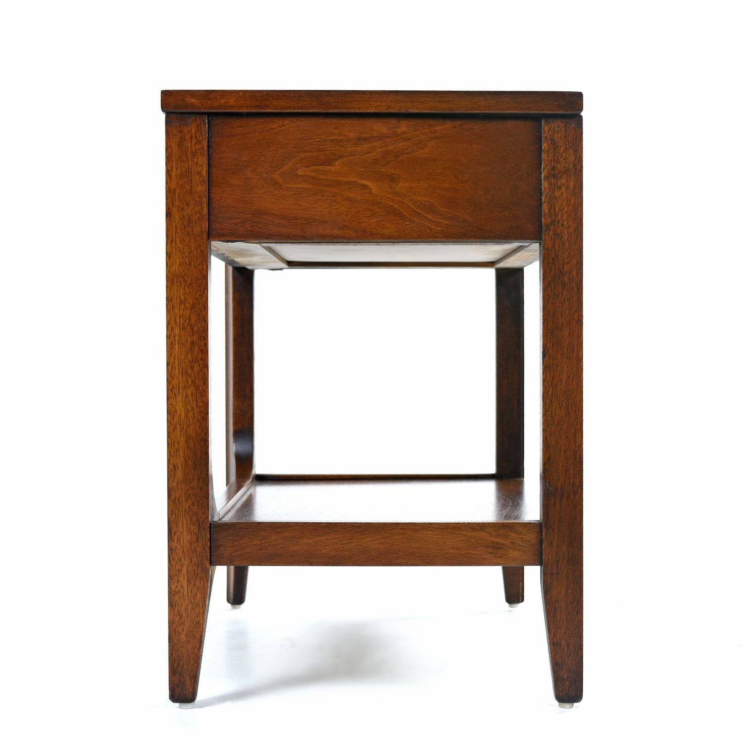 Broyhill Brasilia Nightstand Bedside End Tables By Oscar