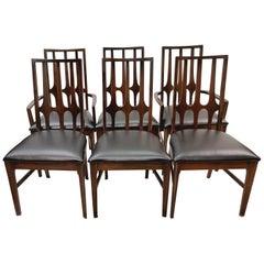 Broyhill Brasilia Set of 6 Dining Chairs