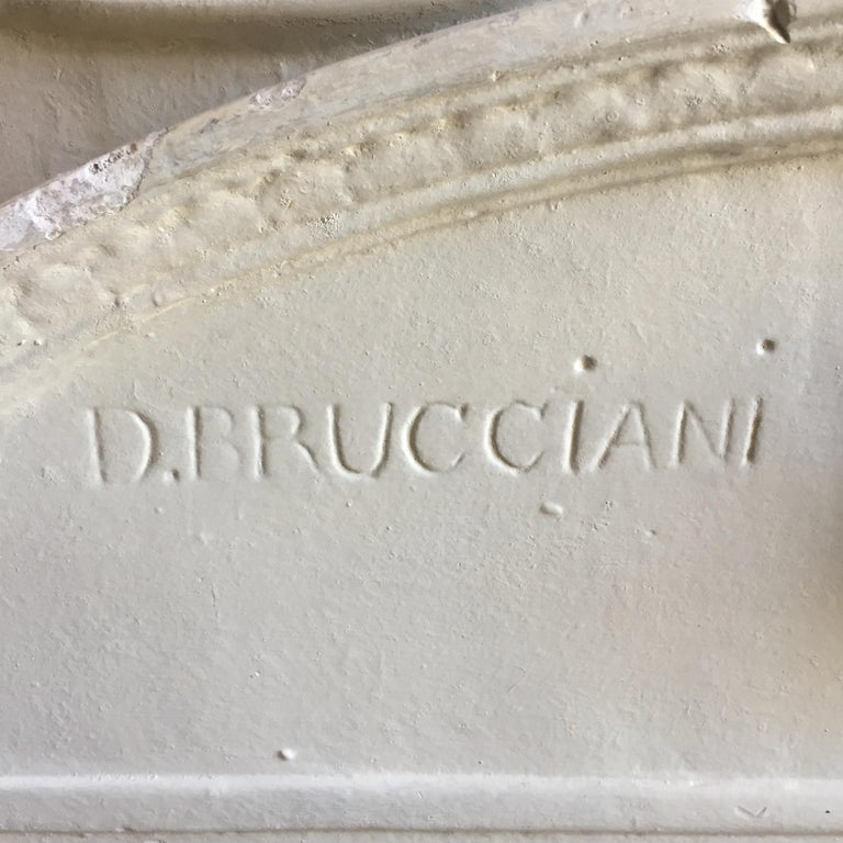 Brucciani Plaster Sculptures from the Tomb of Medici by Michelangelo For Sale 3