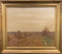 Tonalist Landscape Paintings