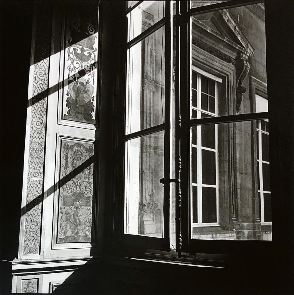 Louvre Window, Paris