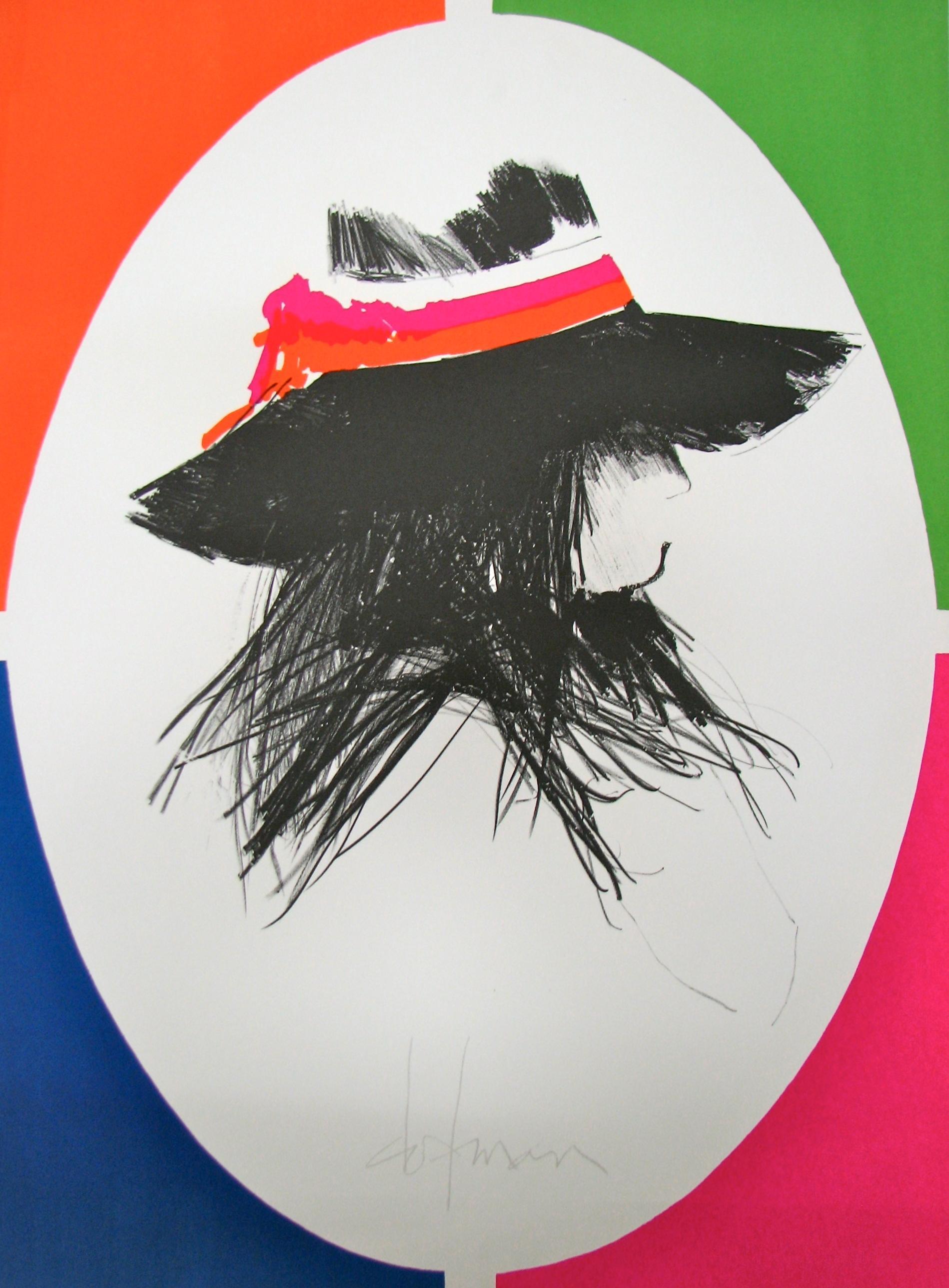 The Black Hat by Bruce Dorfman