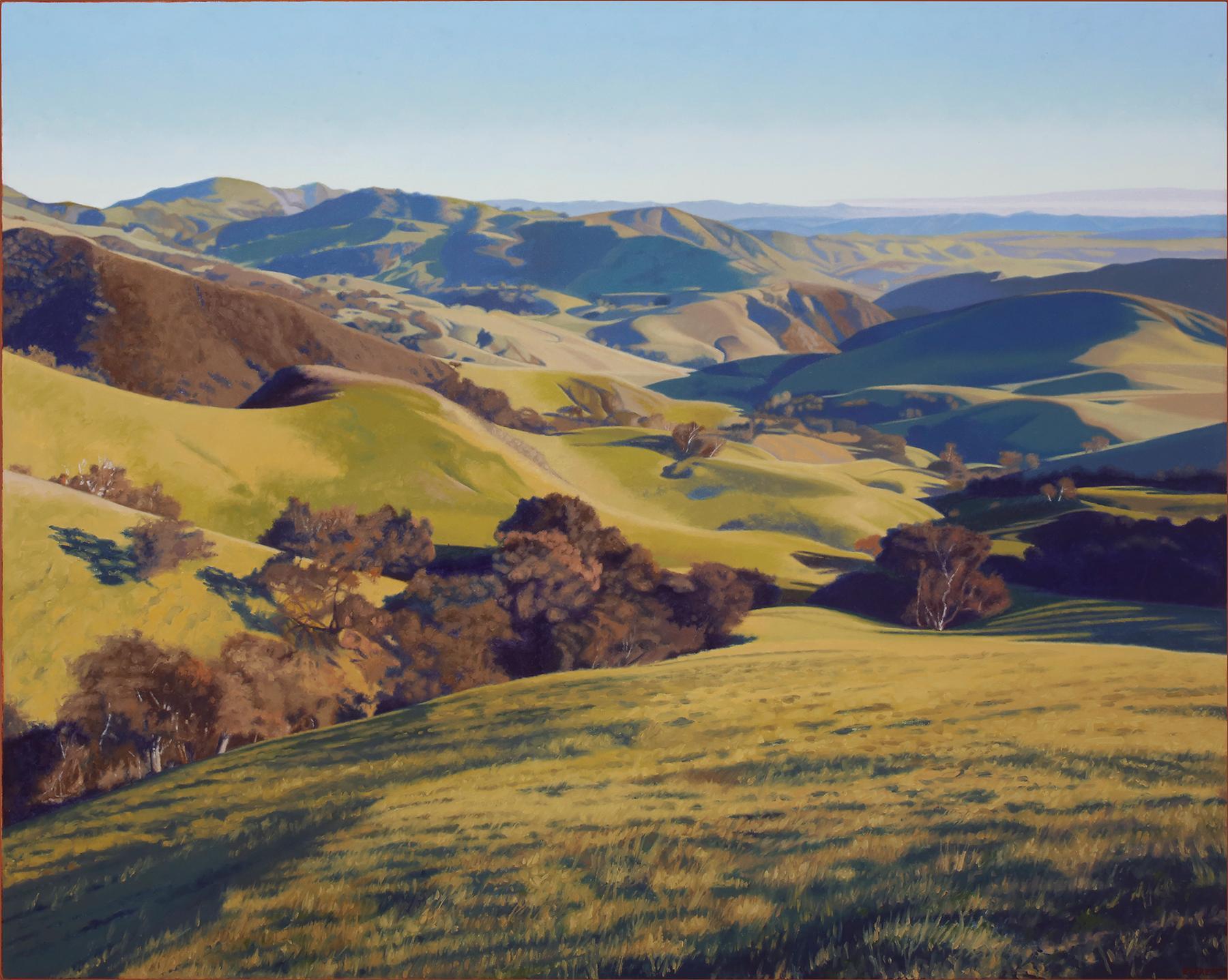View Toward Edna Valley