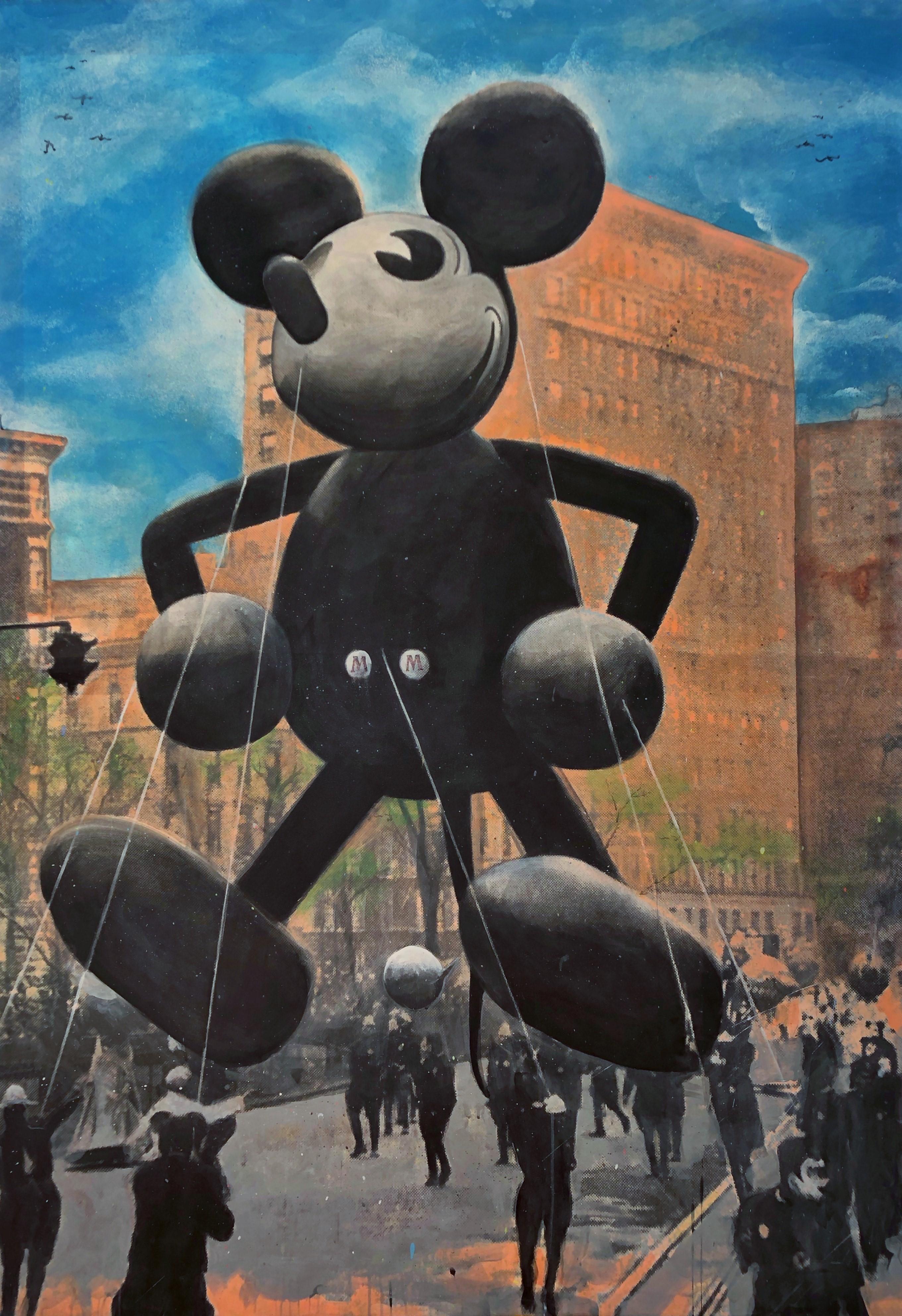 Macy's Mickey Mouse ca. 1934