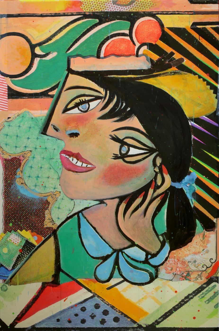 Polka Dot Picasso