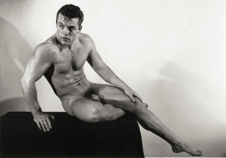 Hugh Pendleton - Photograph by Bruce of LA