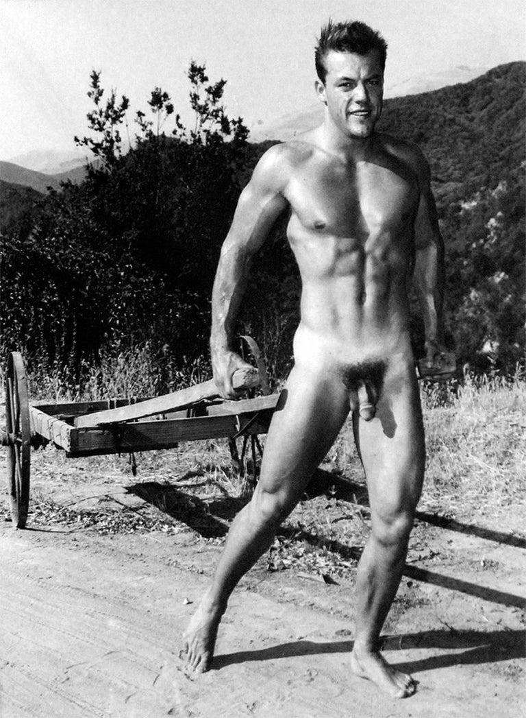 Bruce of LA Nude Photograph - Hugh Pendleton