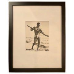Bruce of LA 1950s Original Male Physique Photograph