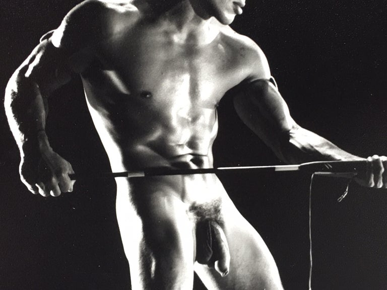 Mid-Century Modern Bruce of LA / AKA Bruce Bellas Photograph of John Manning