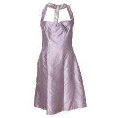 Bruce Oldfield Silk Cocktail Dress