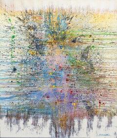 Kinetic Energy - large original painting