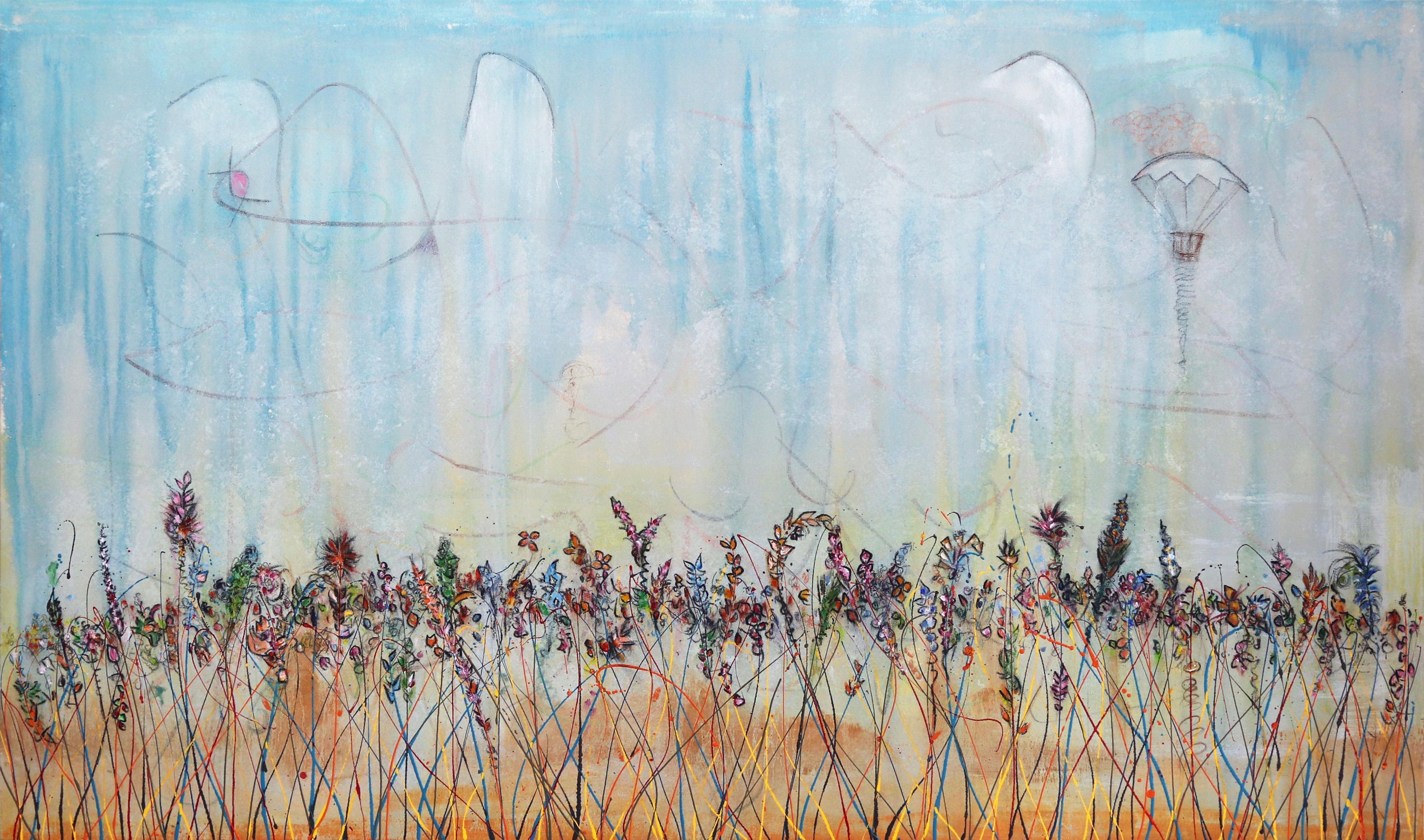 Landscape 2020 - large scale original artwork