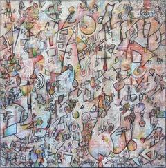 Tutti Frutti - large original painting