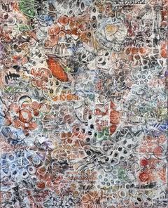 Virtual Insanity - large scale original artwork
